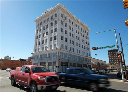 Historic Downtown Buildings | the former historic 7-story Praetorian Insurance Company building ...