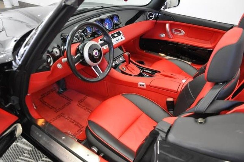 Ohio Dealer Has Five Bmw Alpina Z8 Roadster V8s For Sale Carscoops Bmw Alpina Bmw Z8 Roadsters