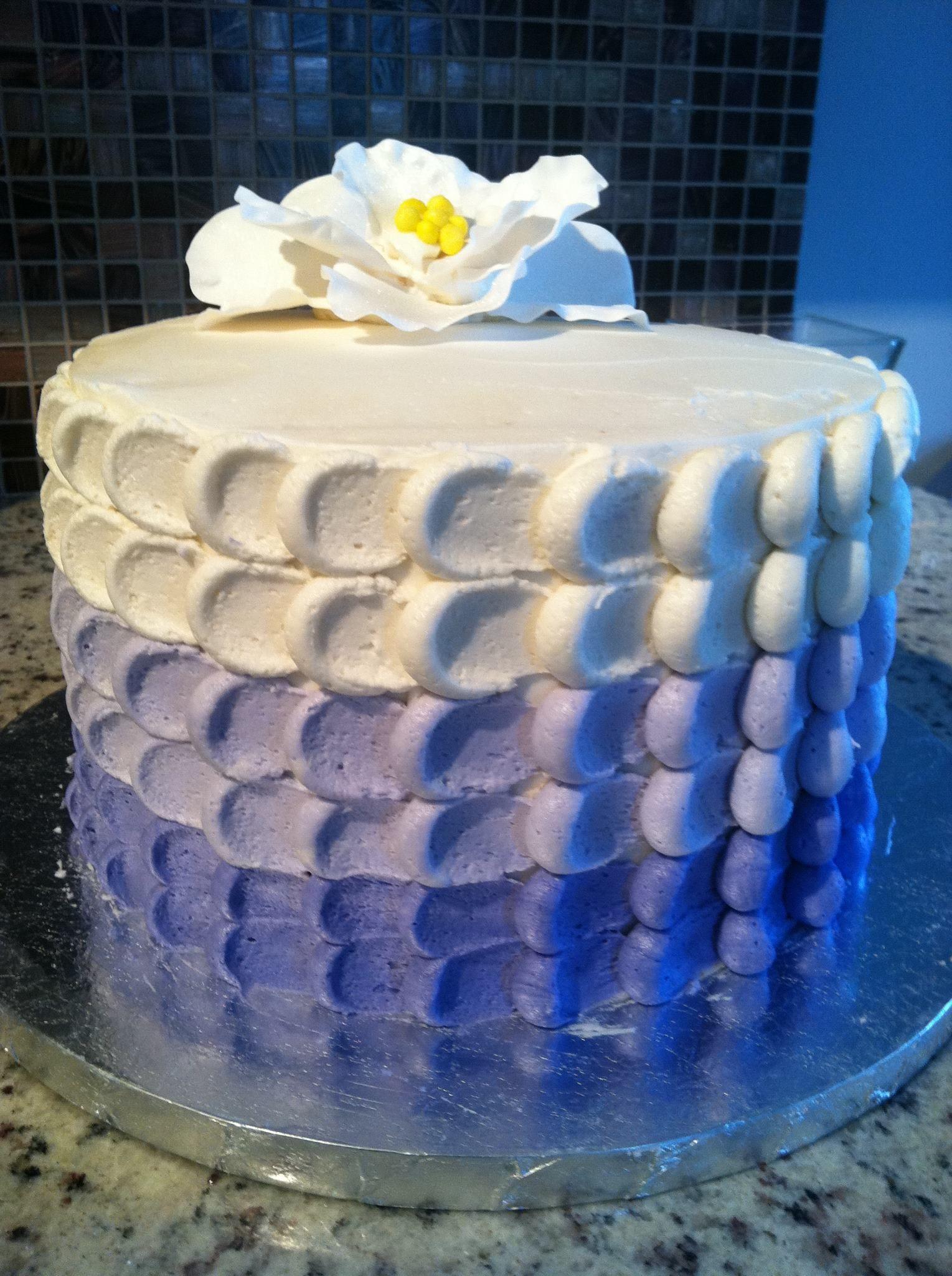 Beautiful communion cake by kdcakes cake communion