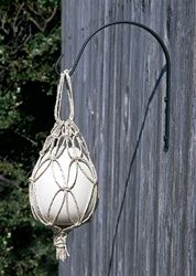 Skeeter Screen Patio Egg. This Patio Egg is an easy, safe and effective way to help deter mosquitoes and other biting insects from your patio and other outdoor living areas.