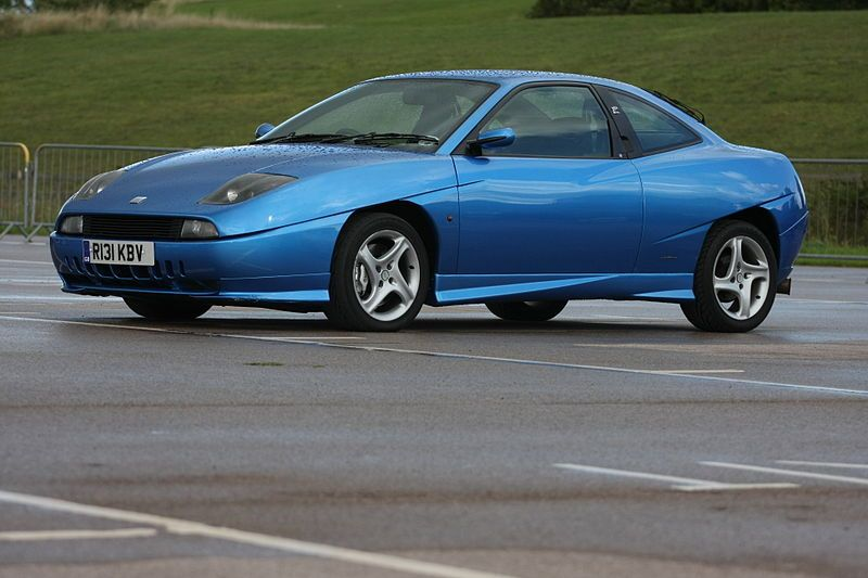 Fiat Coupe 20v Turbo Model 1998 Fiat Coupe Fiat Coupe