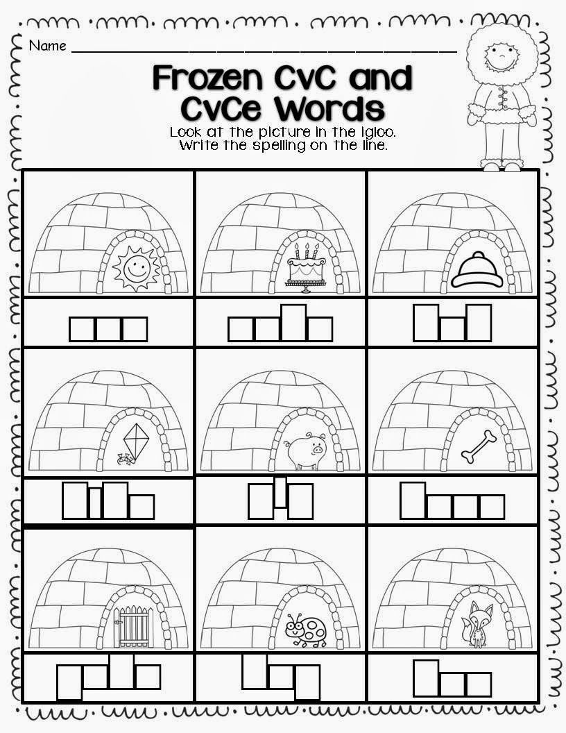 First Grade and Fabulous: Differentiated Worksheets for