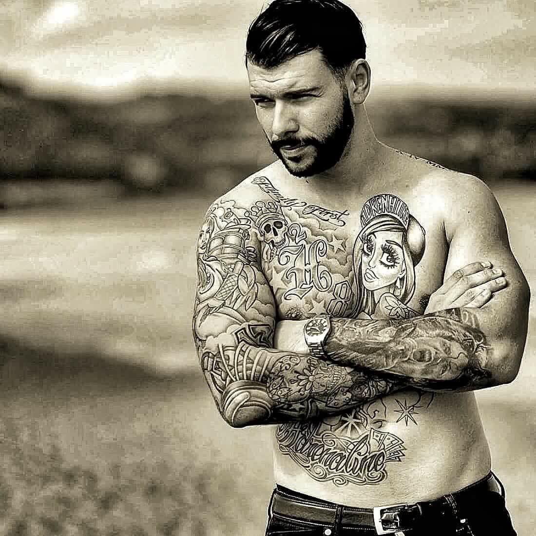 Tattoo Fixers Lou Fav: Jay - Tattoo Fixers