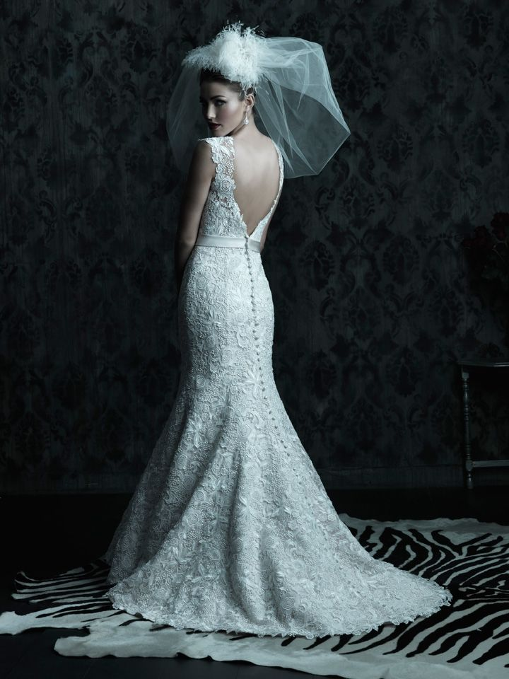 Allure Bridals : Couture Collection : Style C226 : Available colours ...