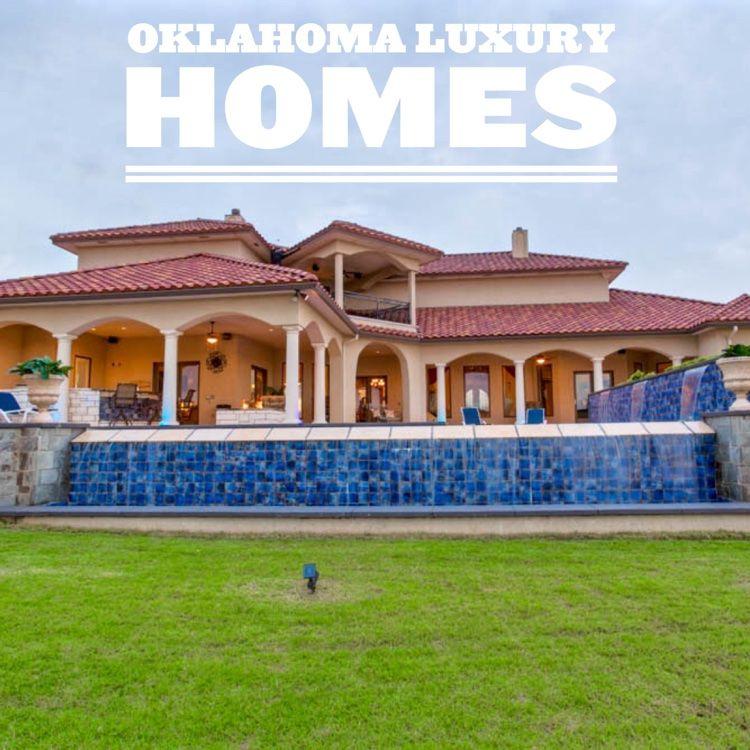 oklahoma luxury homes oklahoma realestate realtor rh pinterest com rose hill funeral home okc