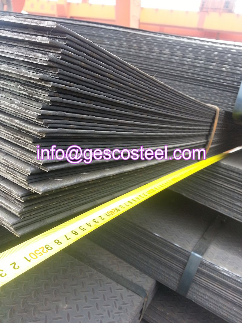 Checkered Steel Plate Contact Us If Interested Info Gescosteel Com Or Visit Our Home Page Www Gneesteels Com