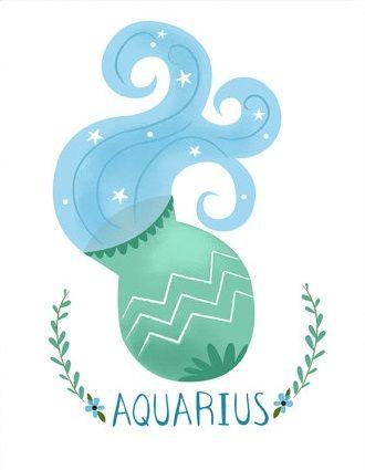 Aquarius Love Horoscope For April 14 2019 Tattoo Art Aquarius