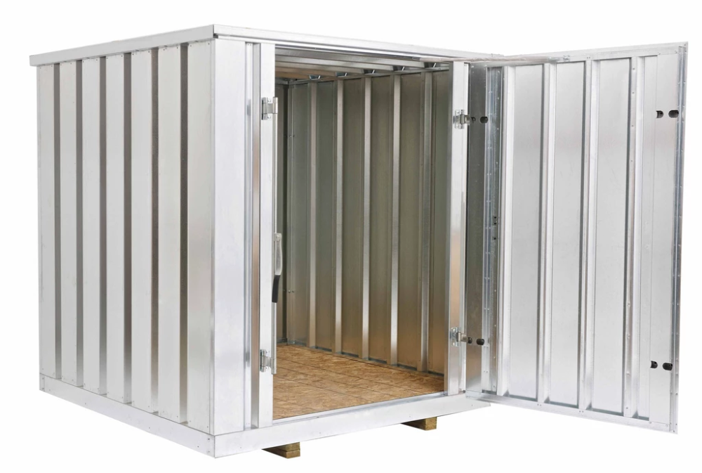 Standard Container In 2020 Steel Storage Sheds Steel Storage Containers Storage