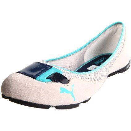 184086e047 PUMA Women`s Saba Ballet Flat