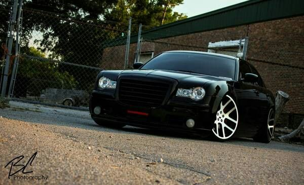 Dif Angle Chrysler 300