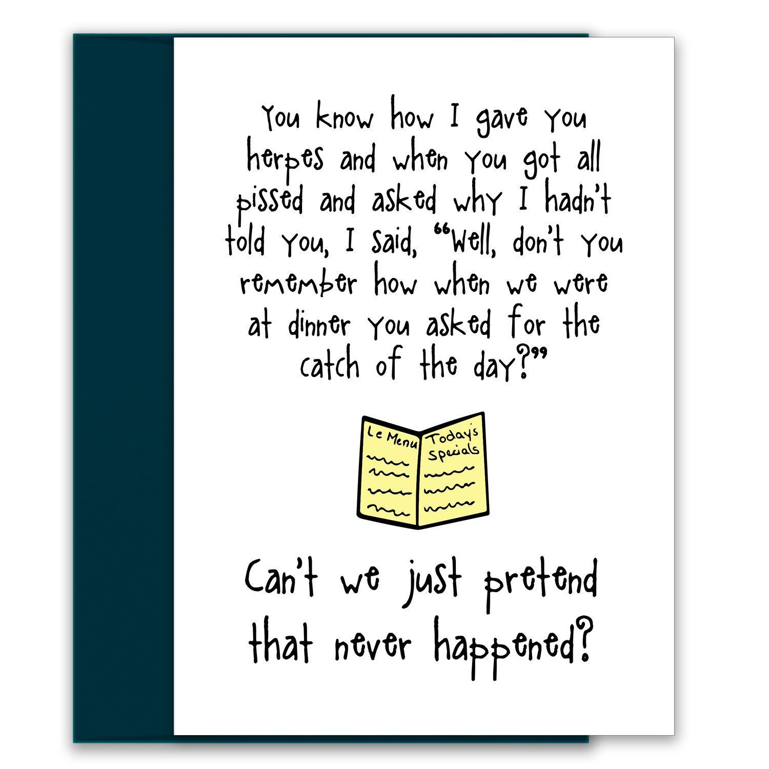 Funny adult greeting card catch of the day pinterest products funny adult greeting card catch of the day m4hsunfo