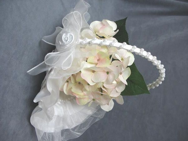 Flower Basket For Flower Girl Wedding : Classic southern flower basket this beautiful girl
