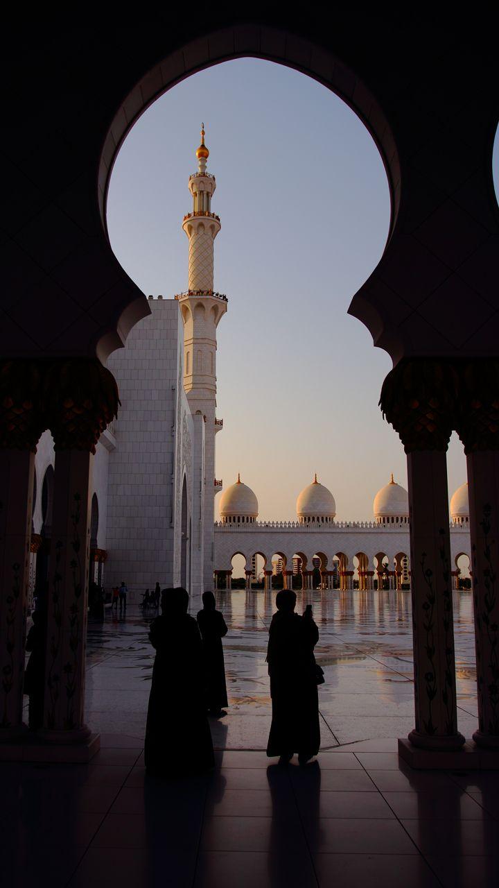 Sheikh Zayed Moschee - JustMyself