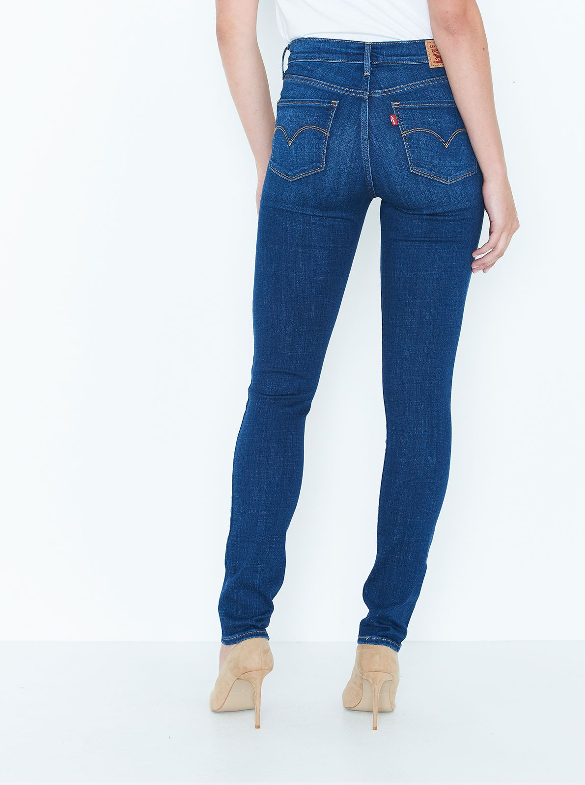 dc4fb060a565e Image for Levi s 311 Shaping Skinny In Indigo Spin from Just Jeans ...