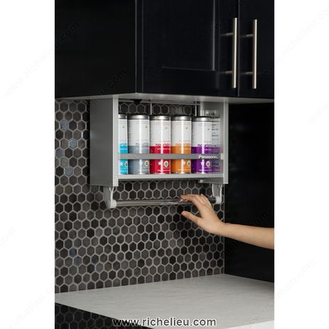 Pull-down Cabinet System - 17450100 - Richelieu Hardware ...