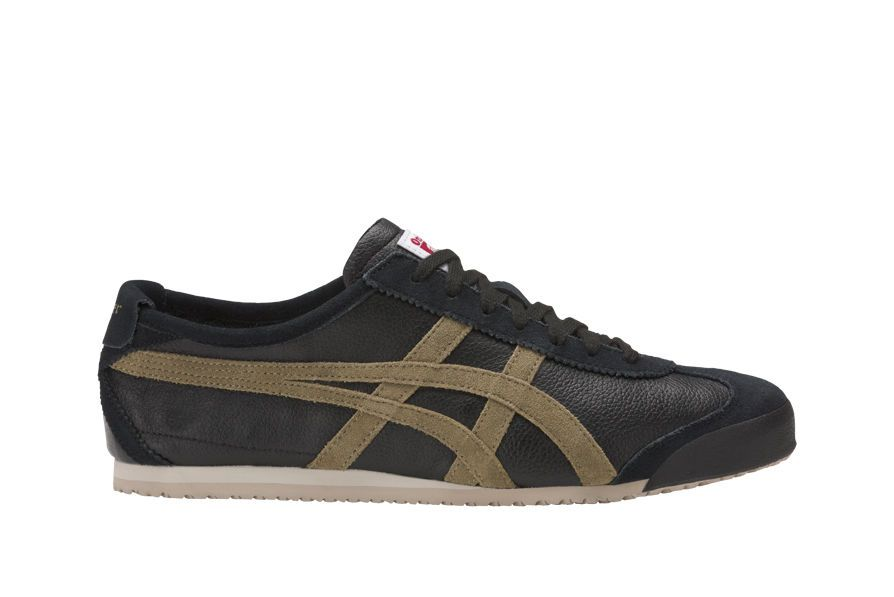 pretty nice 34dca 4593f Details about New Onitsuka Tiger MEXICO 66 White×Black ...