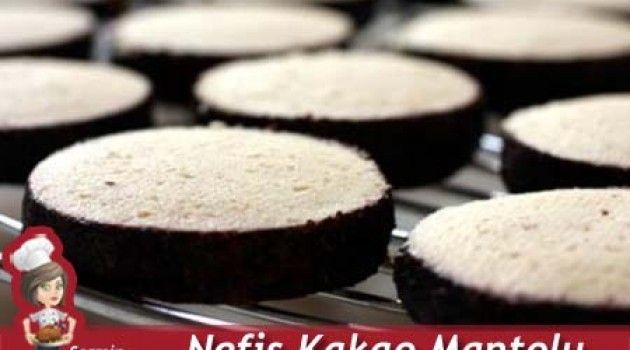 Kakao Mantolu Kurabiye