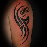 Simply Top 10 Tribal Tattoo Tribal Tattoo Designs For Men S