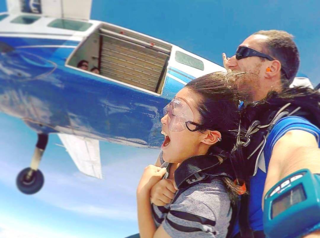 The moment I doubted my sanity #skydiving #Cairns #GreatBarrierReef #Tandem #NYU #NYUSydney #NYULife #NYUGlobal #ThisIsNYU #studyabroad #SydneySider by xxceelee http://ift.tt/1UokkV2
