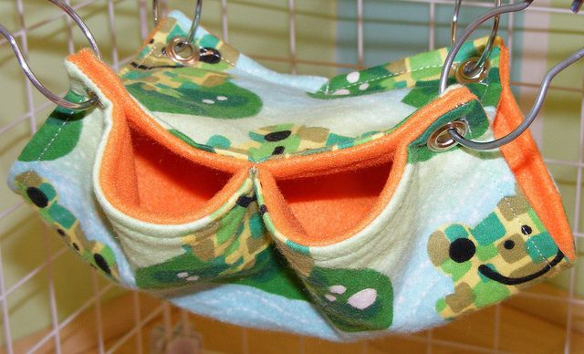 """""""Frogs"""" Mouse Lotus Bunk 