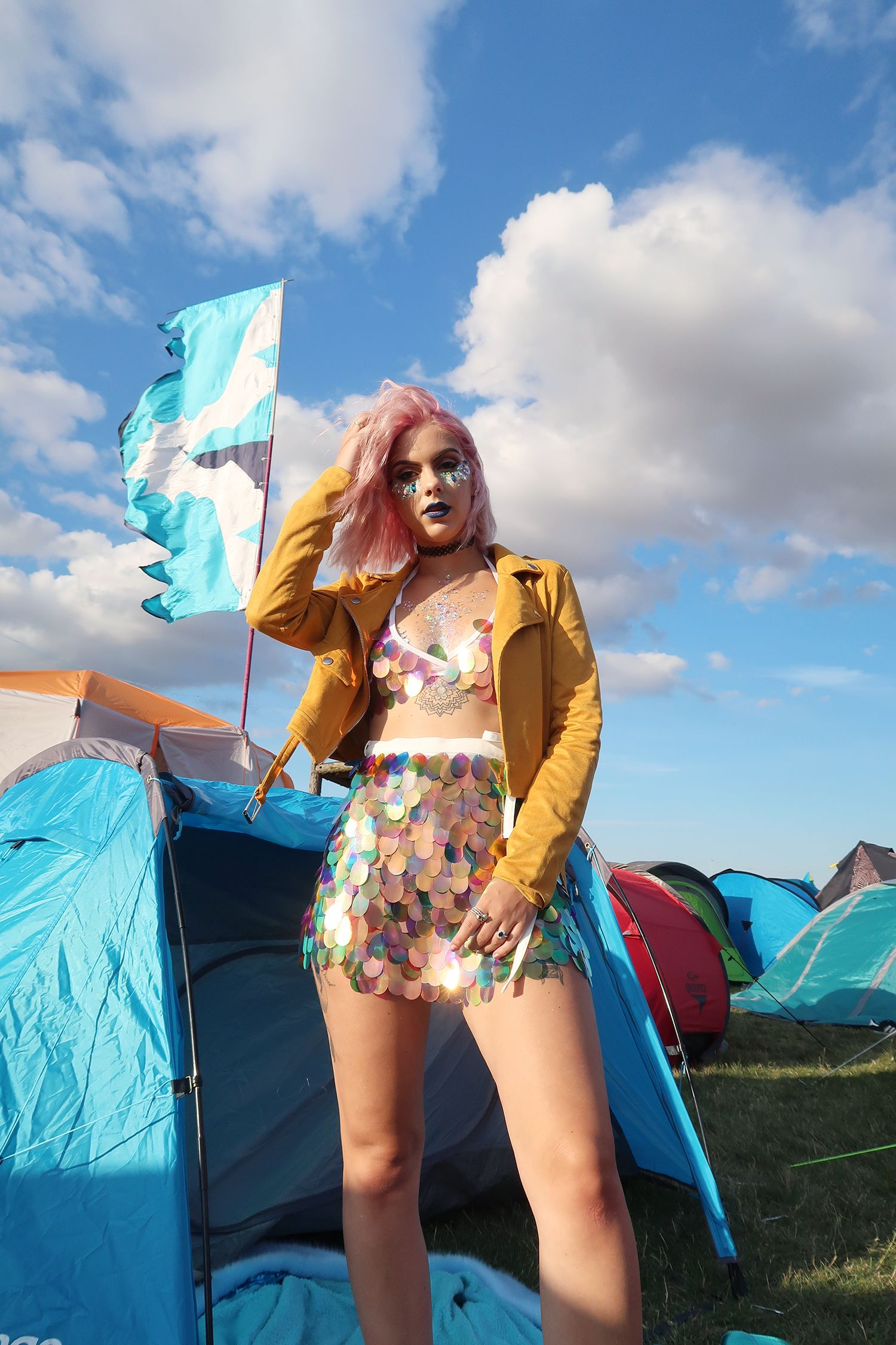 SECRET GARDEN PARTY FESTIVAL 2017 - Sophie Hannah Richardson   Verão ...