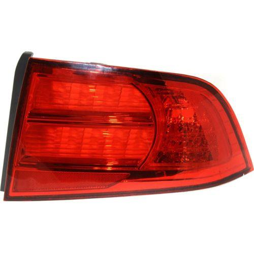 2004-2006 Acura TL Tail Lamp RH, Lens And Housing