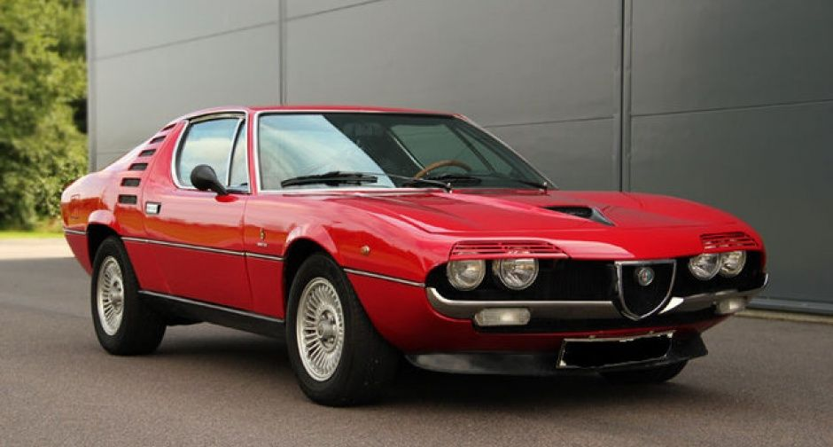 Editor S Choice Alfa Romeo Montreal Classic Driver