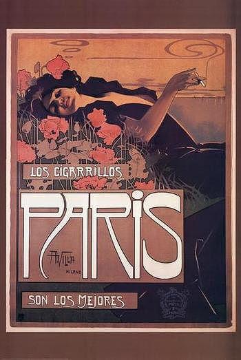Los Cigarrillos Paris