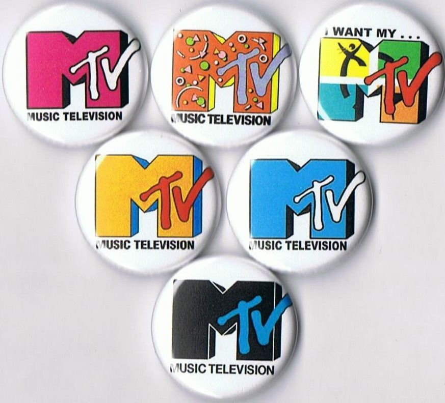 """1.25/"""" Saved By The Bell pin back button set of 6"""