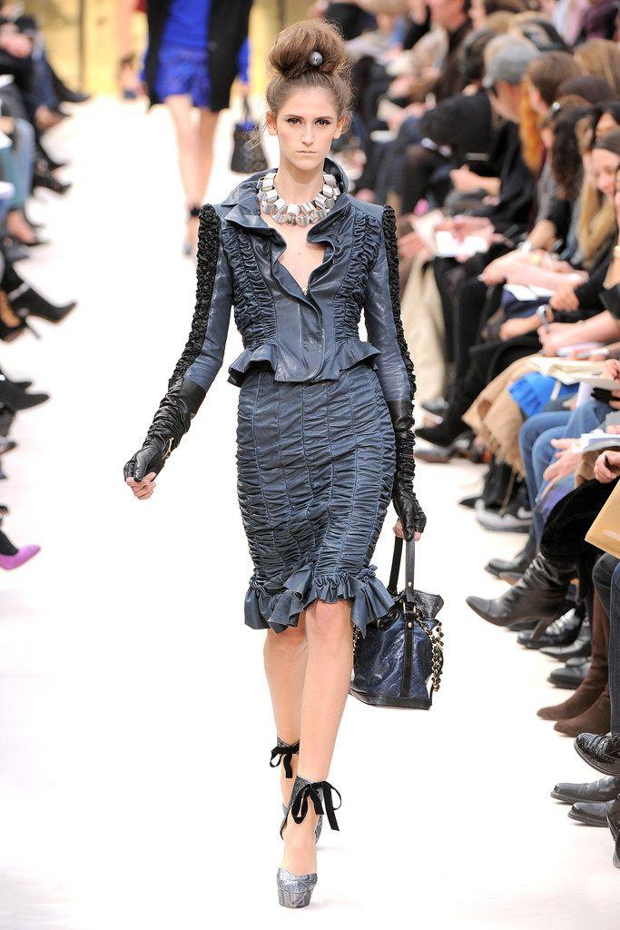 Louis Vuitton Fall 2009 ReadytoWear Fashion Show