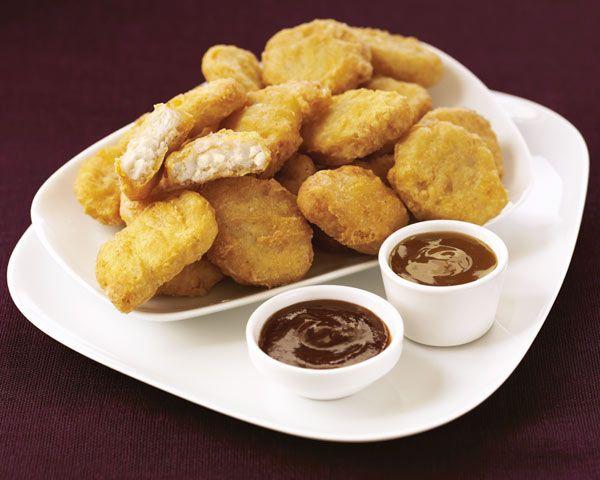 Mcdonald S Mcnuggets Recipe Mcnuggets Recipe Mcdonalds Recipes Chicken Nugget Recipes