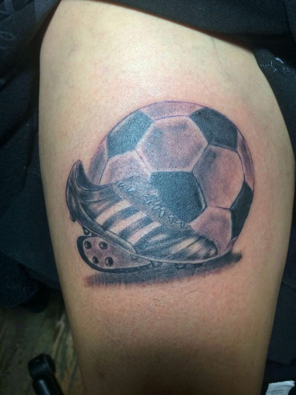 Tatto I Love You Football Soccer Tattoos Tattoos Family Tattoos