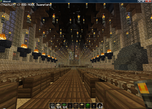 These 14 Harry Potter Minecraft Builds Will Blow You Away Ign Harry Potter Minecraft Amazing Minecraft Minecraft Designs