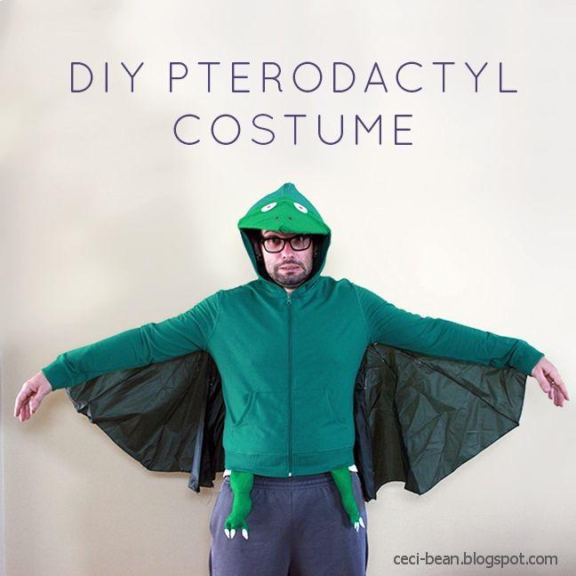 last minute costume dinosaurs halloween costumes pinterest halloween maquillage. Black Bedroom Furniture Sets. Home Design Ideas
