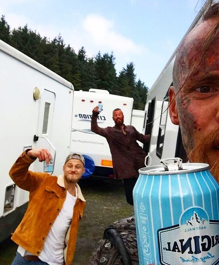 Fav boys  •  #vikings #historyvikings #vikingscast #alexanderludwig #peterfranzen #jasperpääkkönen