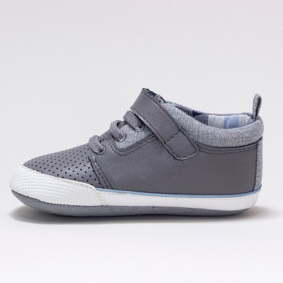 0ba86ef82e8b Baby Boys  Surprize by Stride Rite Ben Sneaker Mini Shoes - Grey 18 ...