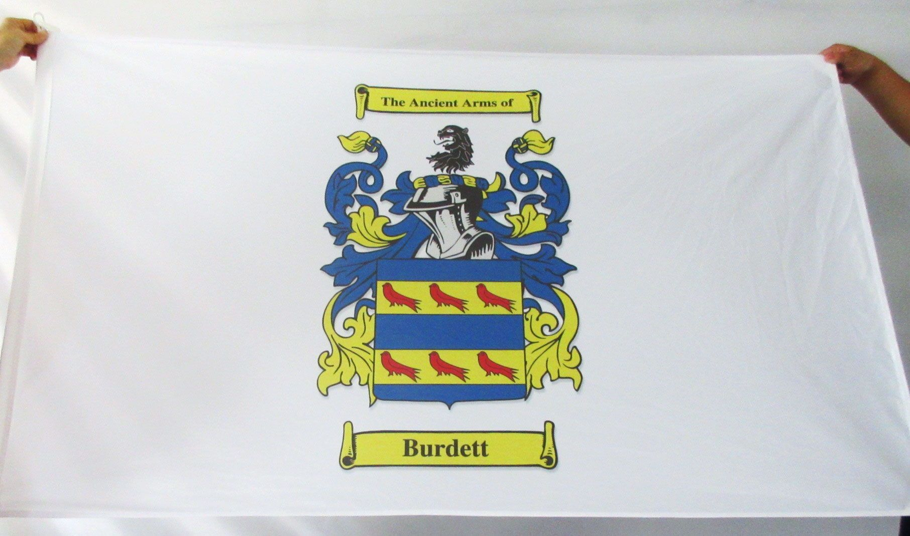Coat Of Arms Flags Family Crest Flags Quality Printed Flags Family Crest Flag Coat Of Arms