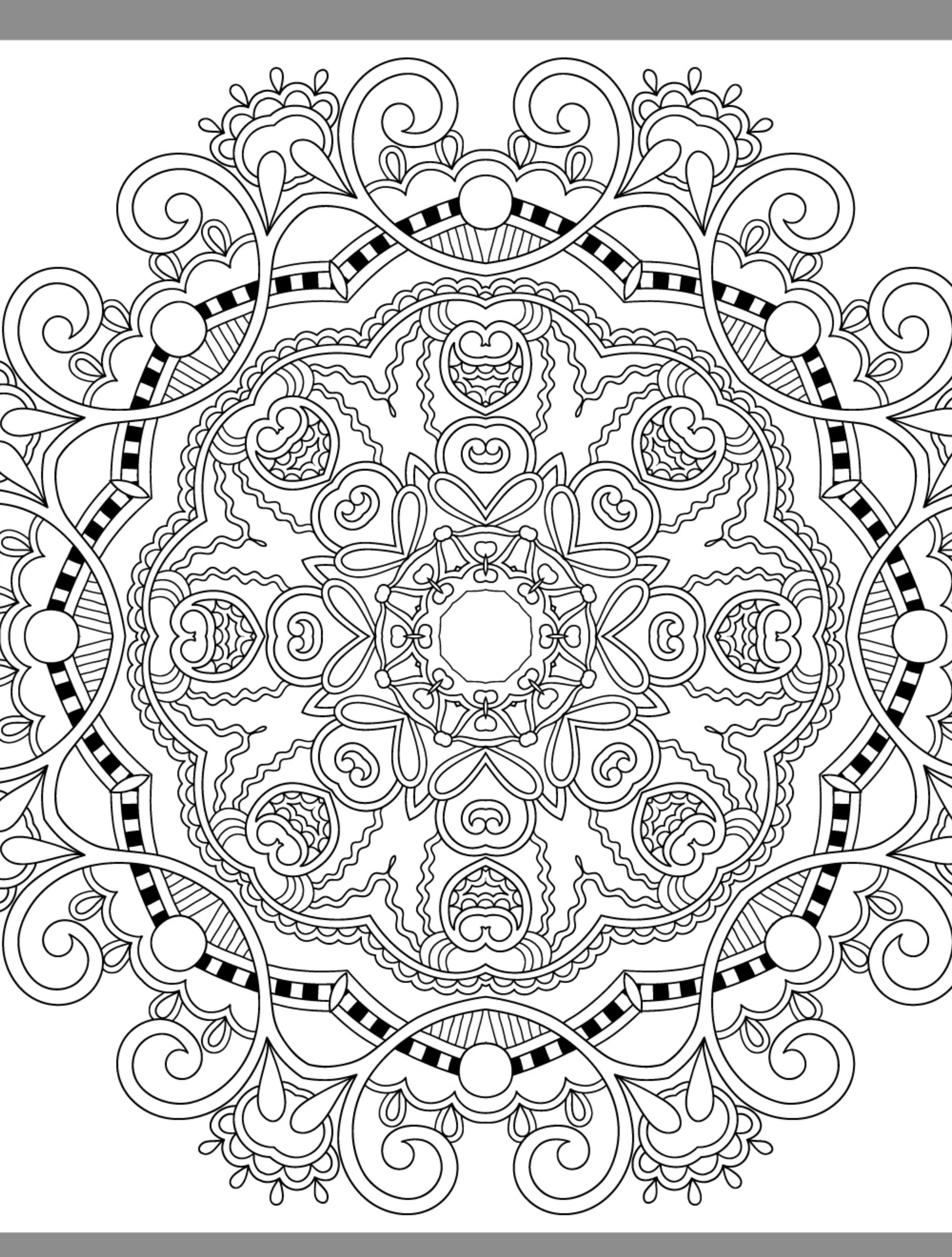 Awesome free downloadable coloring pages for adults web