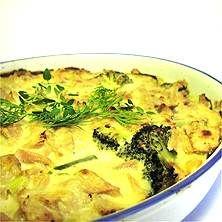 Tonfisk Och Pastagratang Med Grona Gronsaker Recipe Food