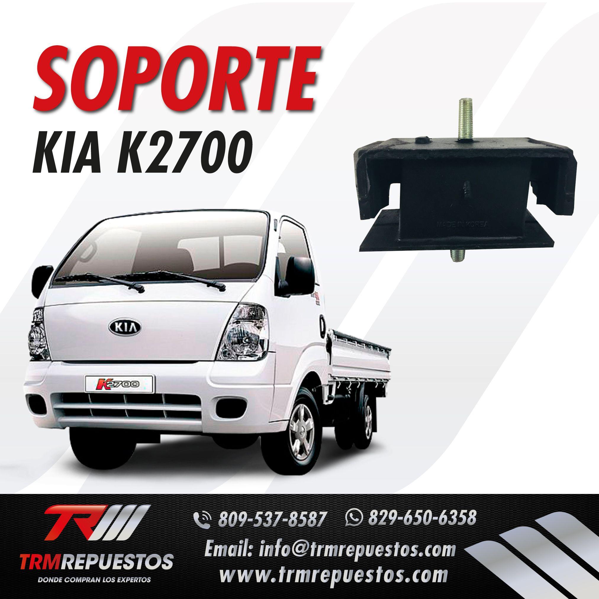 Soporte De Motor Kia K2700 Somos Trm Repuestos Srl Donde
