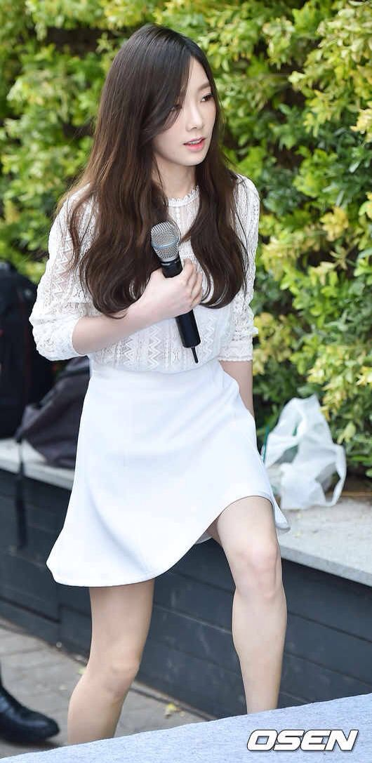 150423 Nature Republic Flagship Store SNSD Taeyeon
