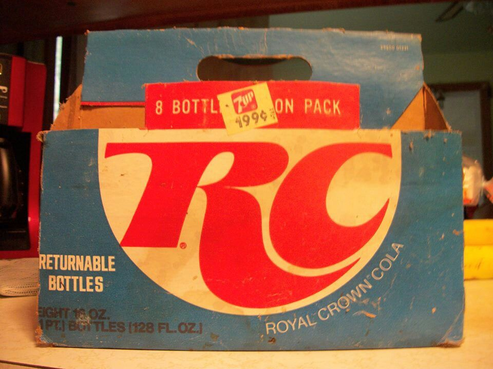 Rc Cola And Peanuts: Rc Cola And Childhood