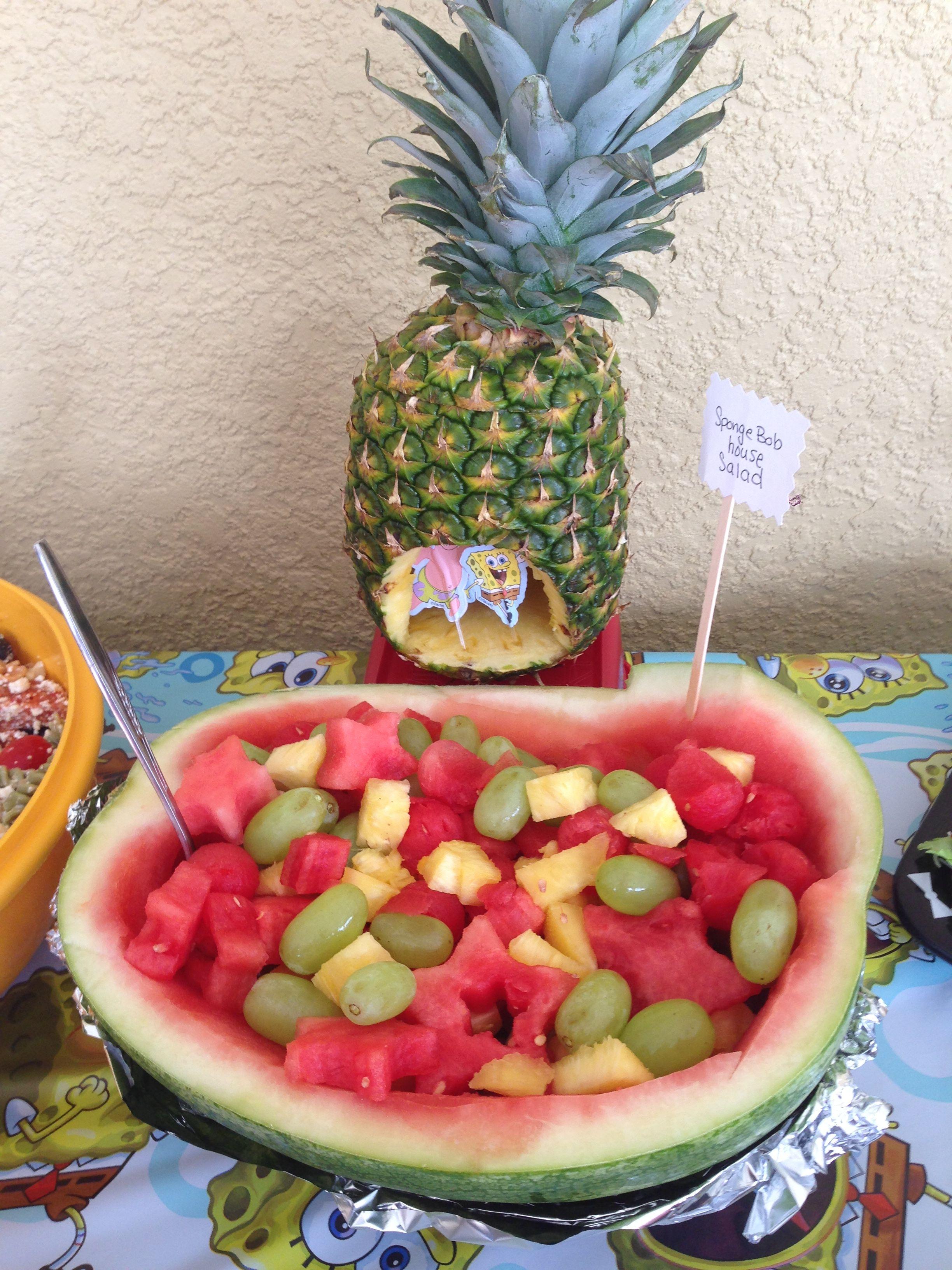 Pin by Kathy Hlinka on SpongeBob birthday party   Pinterest