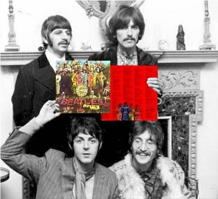 Sgt Pepper! | The beatles, Sgt pepper, Peace and love
