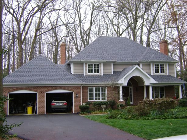 Roofing Red Brick House House Roof Roof Colors