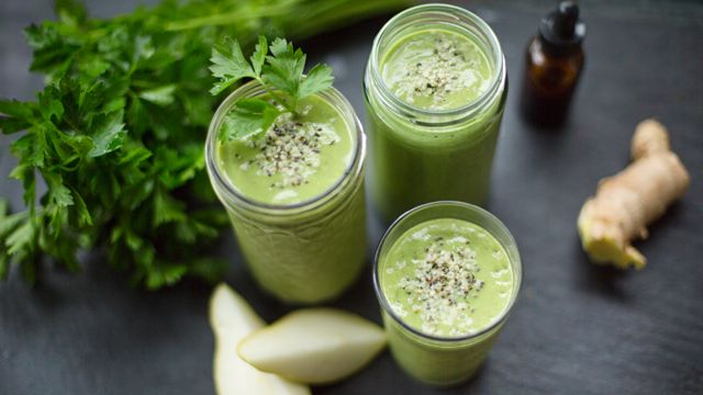 Photo of Green Detox Smoothie – barre3