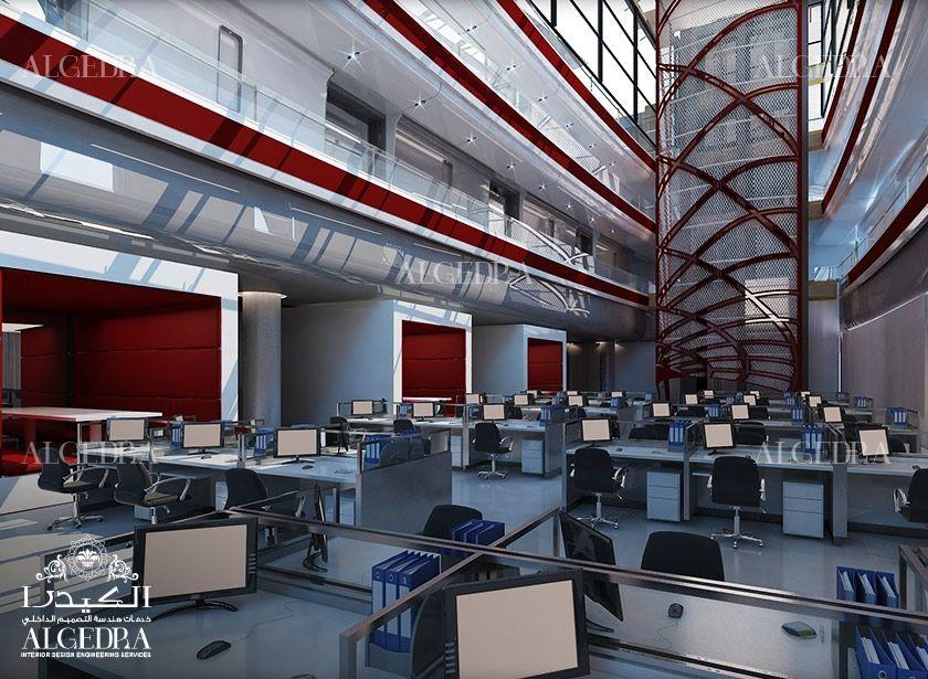 Office Interior Design - Corporate Office Design CompanyALGEDRA