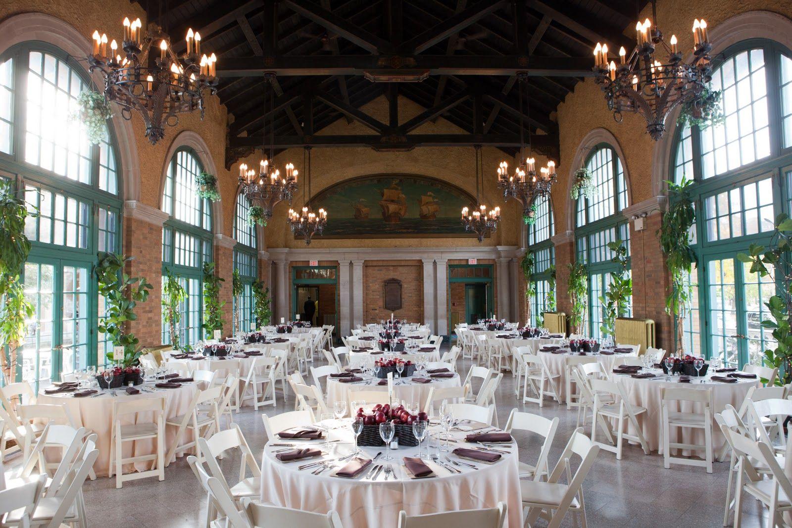 columbus park refectory wedding photos Google Search