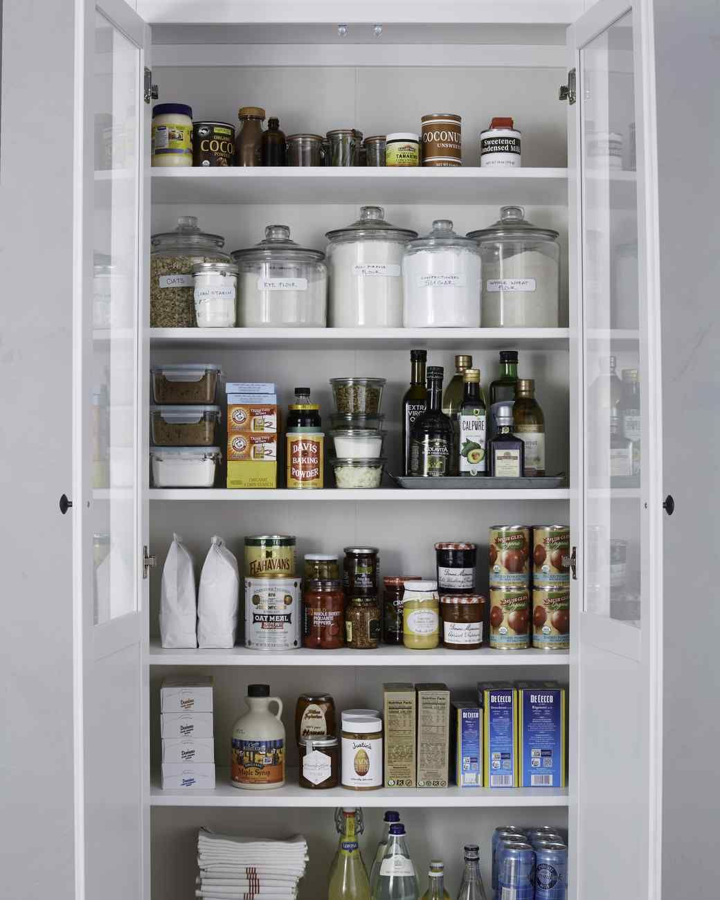 Small Kitchen Storage Ideas For A More Efficient Space Small Kitchen Storage Space Saving Kitchen Kitchen Storage Space