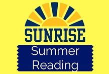 This is where you will find the summer reading resources for Sunrise Elementary School in the Spokane Valley.